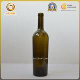 бутылки красного вина 750ml 304mm высокие стеклянные с пробочкой (084)