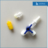 Bateria esterilizada descartável de três vias