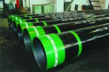 Api-5CT het Omhulsel en het Buizenstelsel van het Staal van H40/K55/J55/L80/N80/P110 met Stc van de Draad/Ltc/Btc
