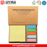 2015 populaire Note plastique autoadhésif Memo Pad