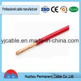 Fio de cobre encalhado do PVC do condutor do cabo do rv multa flexível