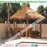 Uv-Protezione di sguardo naturale Bali&#160 artificiale; Tetto sintetico del Thatch