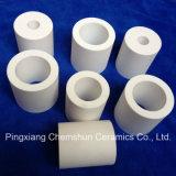 Alumina van 92% 95% Ceramische Buis met Uitstekende Bestand Schuring