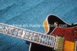 Fabriqué en usine Huile Body Thick Body Es 335 Jazz Intérieur Embouchure Double F Trou Qualité Guitare électrique