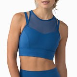 Custom Private Label Fitness Apparel Women Push up Yoga Bra