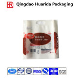 Sacs de empaquetage de gousset estampés par coutume de nouille latérale d'Udon