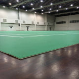 Hot-Sell Maunsell PVC Sports Flooring para Indoor Badminton Court