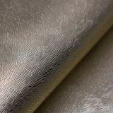Couro artificial de couro do falso do couro do saco do plutônio do teste padrão da grão do rato