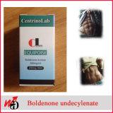 USP 처리되지 않는 스테로이드 완성되는 노란 액체 Boldenone Undecylenate BU EQ