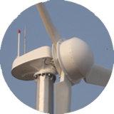 바람 Turbine, 30KW Wind Generator