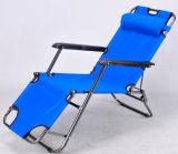 Регулируемый стул сада салона с подушкой
