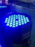 La lumière colorée de PARITÉ d'éclat de Hight de lumière d'étape de DEL non imperméable à l'eau imperméabilisent