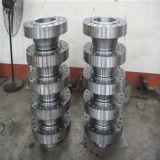 高品質の炭素鋼はフランジを造った