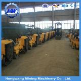 Compressores dobro hidráulicos do rolo de estrada do cilindro para a venda