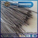 Hete Verkoop 0.76mm van de Prijs van de fabriek de Verdraaide Draad van het Wolfram in het Maken van Gerolde Rol en Gloeidraden