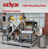 Linha de Reciclagem de Cabo Econômico / Máquina de Reciclagem