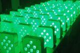 Wb-Le203 9*5W LED inalámbrico LED luz plana para la decoración de boda