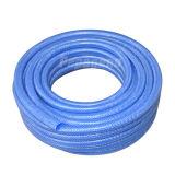 Tuyau tressé en fibre de PVC