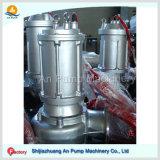 Desgaste centrífugo - bomba de desecación sumergible resistente de la mina de hueco abierto