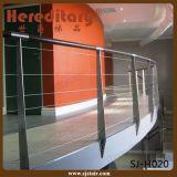 De Balustrades van 304/316 van het Roestvrij staal van de Staaf van de Trede Leuning/van het Balkon (sj-623)