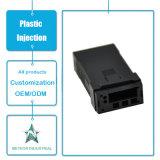 Modelagem por injeção plástica plástica personalizada do escudo do equipamento eletrônico do negócio dos produtos