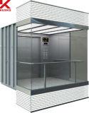 작은 기계 룸을%s 가진 1350kg 관광 엘리베이터