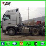 Ontwerp voor het Hoofd van de Tractor van de Vrachtwagen ATV van de Tractor van Afrika Sinotruk HOWO A7 336HP voor Verkoop