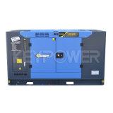 4 генератор цилиндра звукоизоляционных 20kVA молчком тепловозный с регулятором генератора