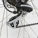 アルミニウム縁の車輪(JB-TDB27Z)が付いているOEMによってカスタマイズされる電気自転車