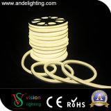 Для использования вне помещений оформление 13x25мм светодиод веревки неоновой трубки