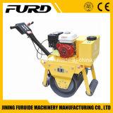 Honda-Benzin-einzelne Trommel-handbetriebene Straßen-Rolle (FYL-600)