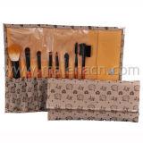 7PCS косметический макияж щетки с ткань подушки безопасности