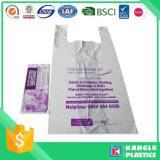 Sacchetti di raccolta di carità della maniglia di Vesth dell'HDPE