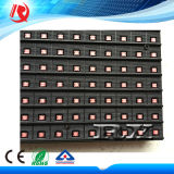 Solo en color rojo/blanco SMD LED P10 Moule utilizadas al aire libre Color único módulo LED display