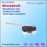중국 Supplier Small Micro Switches 0.1A 125V