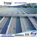 Système de toiture professionnel installer l'usine.