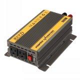 inversor modificado AC220V/110 da potência de onda do seno de 600W DC12V/24V