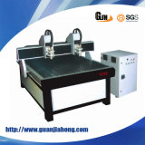 1212 madera, acrílico, PVC, MDF, ABS, metal, máquina del ranurador del CNC