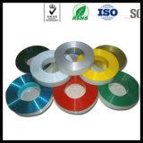 0.30-0.55mm Bobine en aluminium recouvert de couleur décorative