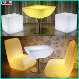 LED Bar Tables et chaises LED Lighting Bar Chair