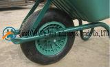 Стороны погрузчика с одного колеса приспособления для сада Барроу Wb6414