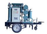 Máquina movible de la purificación de aceite del transformador de la prueba del tiempo