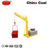 Hijstoestel van de Kraan van de Dieselmotor van China het Duurzame en Verklaarde Mini