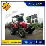 100HP 4WDの農場トラクターのAgricuturalによって動かされるトラクター