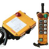 F24-8s de control remoto de la grúa de elevación industrial de Radiocomunicaciones