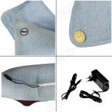 Электрическая универсальная задняя подушка массажа Shiatsu качания валик/3D массажа