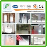 Cambio esmerilado de vidrio para mamparas de ducha de la habitación