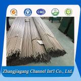 Fabriek van uitstekende kwaliteit van 202 de Roestvrij staal Gelaste Buizen