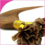 Prancha de cabelo Branzilian para cabelo humano Remy pré-colada pré-colada