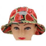カスタムスイカの印刷の広い縁の日曜日の保護帽子